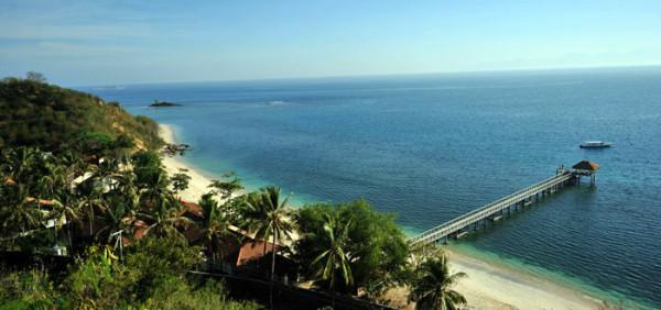 pantai sekotong lombok