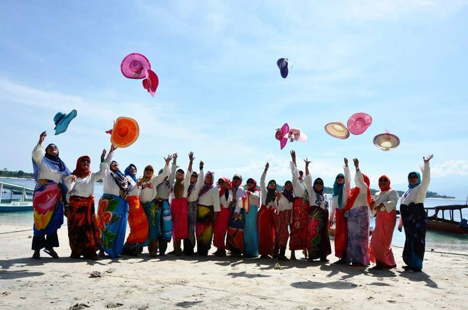 paket tour group ke lombok